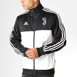 Veste Zippée Juventus 3 Stripes
