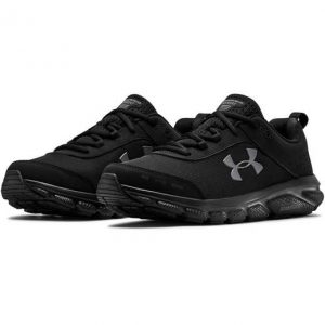 Under Armour Charged Assert 8 BLK