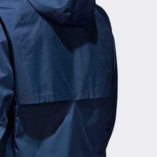 Imperméable Adidas Tiro 17 Bleu BQ2652